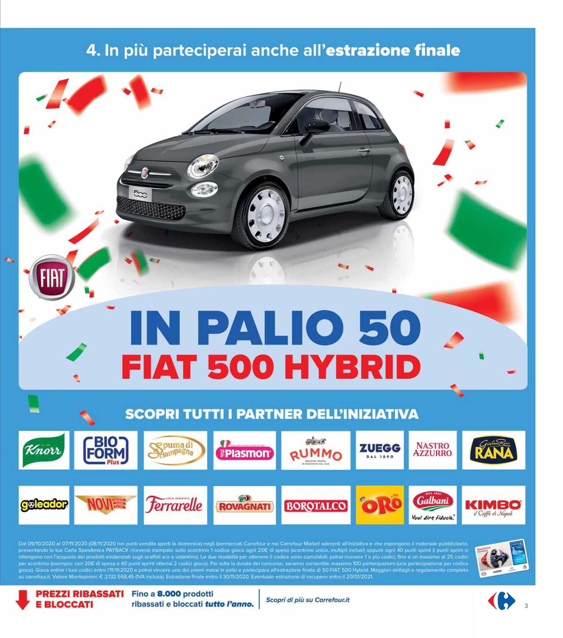 Carrefour Iper - offerte valide dal 09.10.2020 al 19.10.2020 - pagina 3.