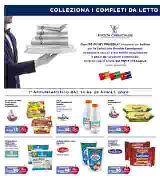 Esselunga - offerte valide dal 14.04.2020 al 08.07.2020 - pagina 6.