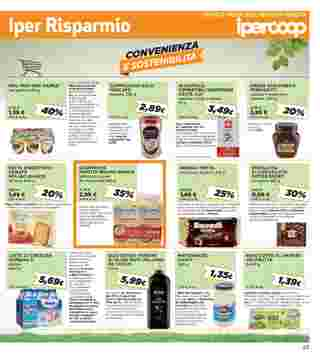 Ipercoop (Coop Alleanza) - offerte valide dal 17.09.2020 al 30.09.2020 - pagina 23.
