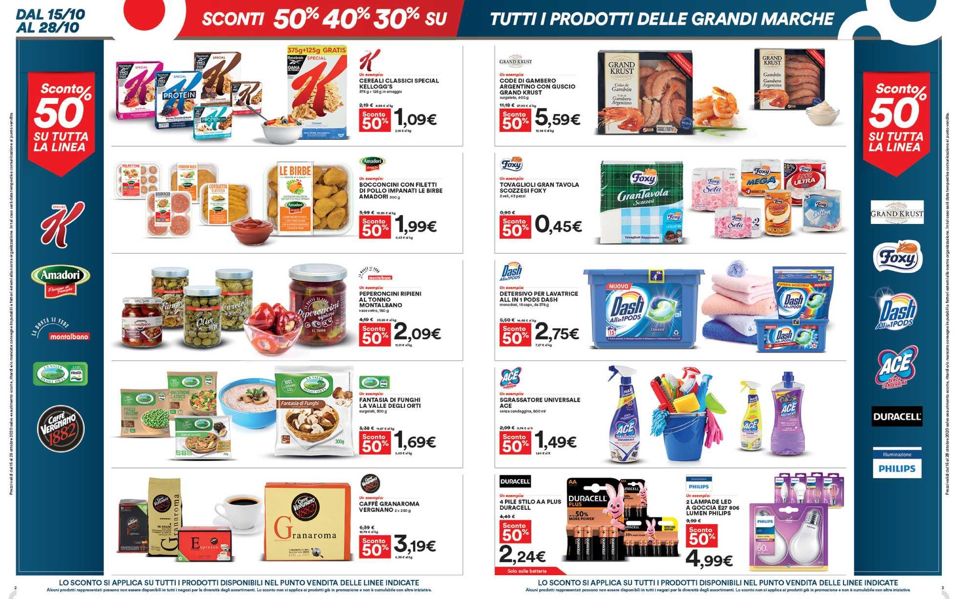 Ipercoop Lombardia - offerte valide dal 15.10.2020 al 28.10.2020 - pagina 2.