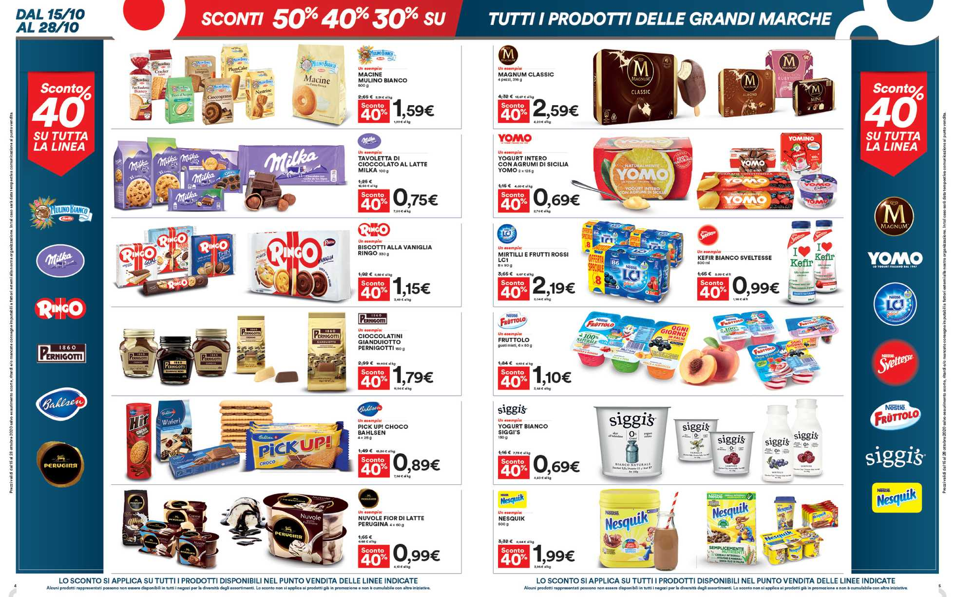 Ipercoop Lombardia - offerte valide dal 15.10.2020 al 28.10.2020 - pagina 3.