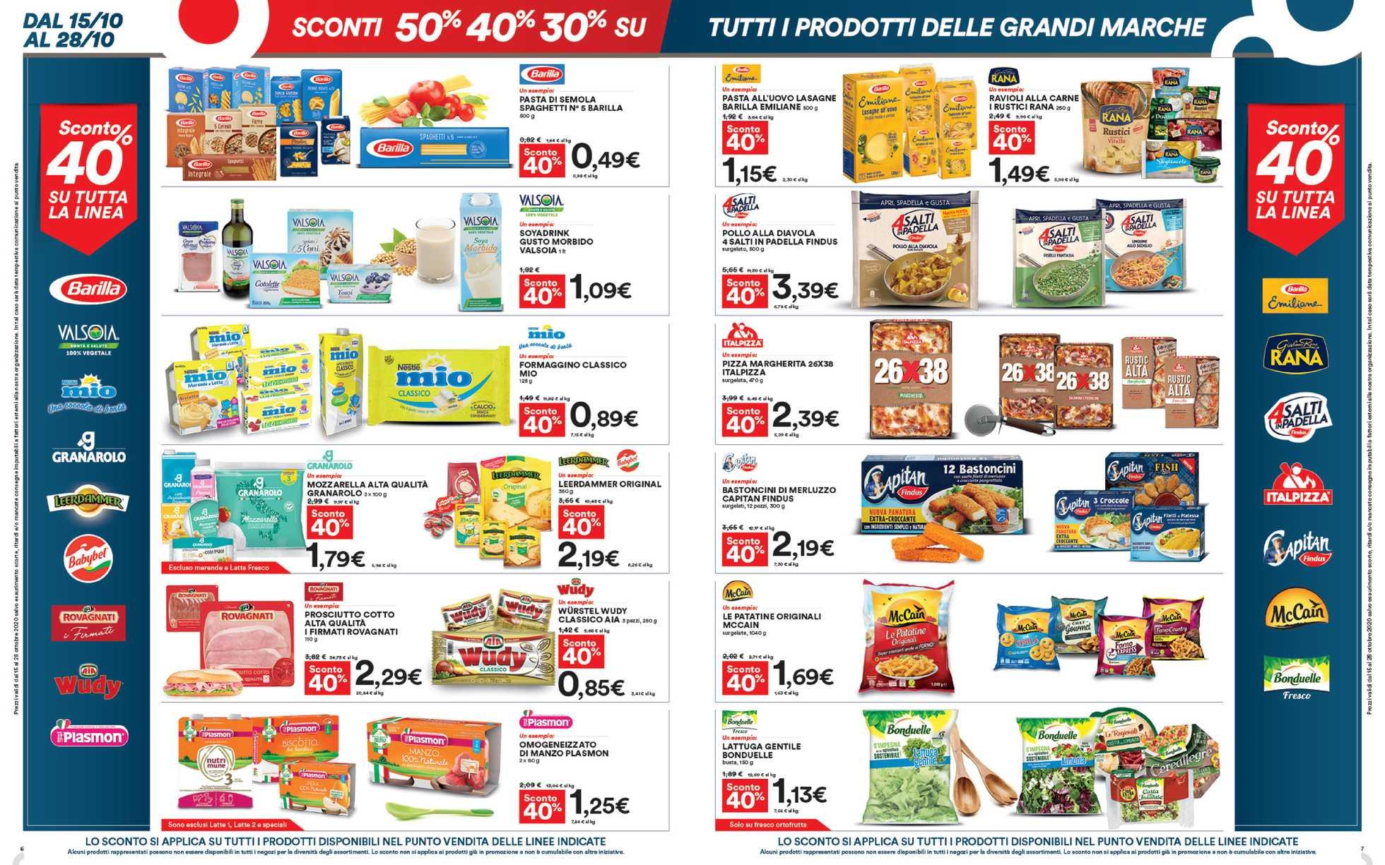 Ipercoop Lombardia - offerte valide dal 15.10.2020 al 28.10.2020 - pagina 4.