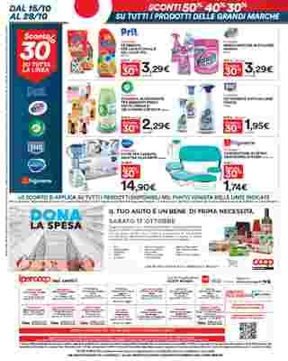 Ipercoop Lombardia - offerte valide dal 15.10.2020 al 28.10.2020 - pagina 7.