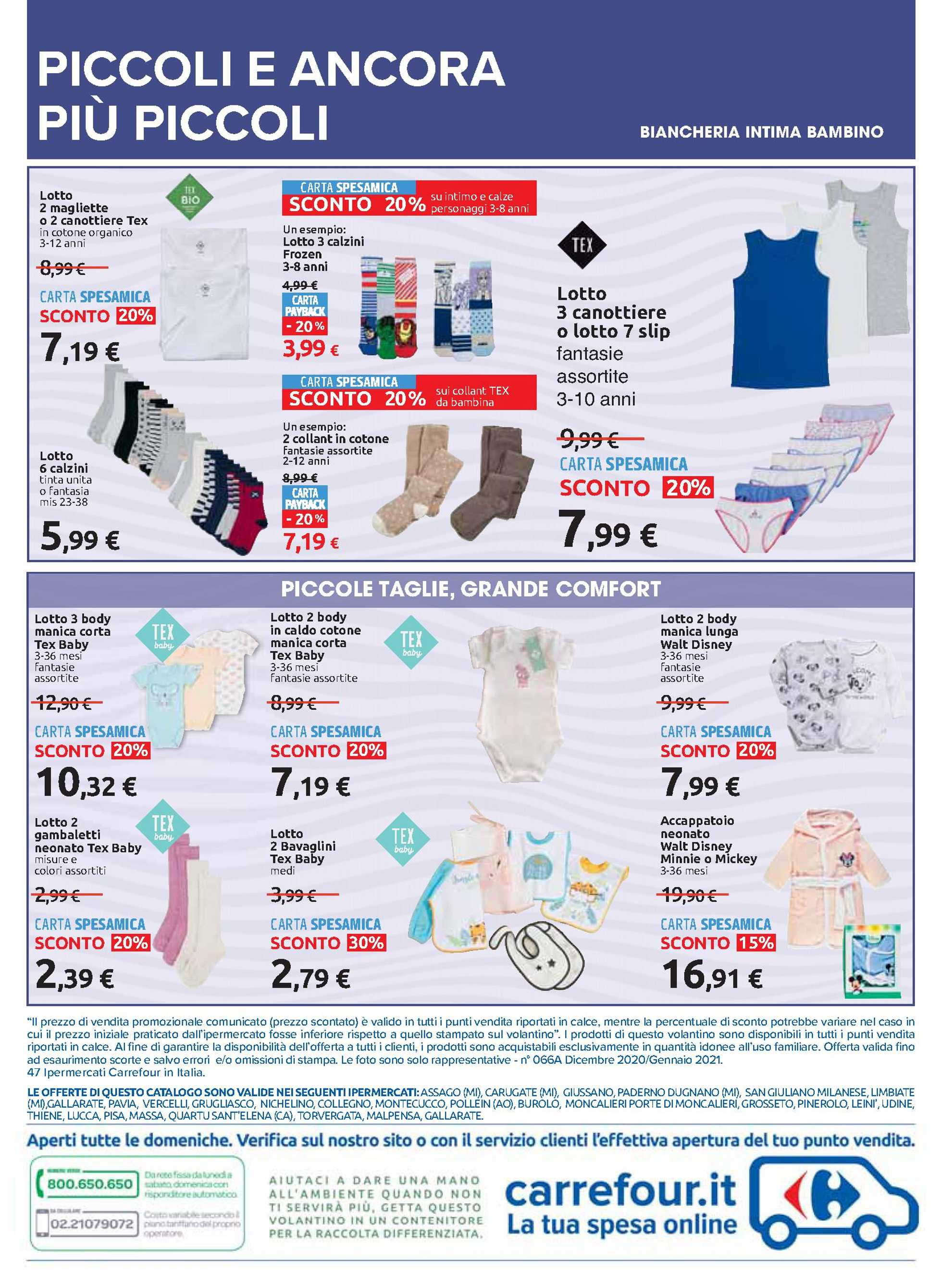 Carrefour Iper - offerte valide dal 28.12.2020 al 24.01.2021 - pagina 4.