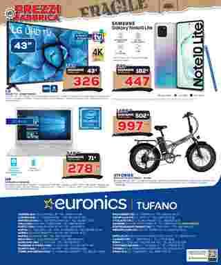 Euronics Bruno - offerte valide dal 15.09.2020 al 30.09.2020 - pagina 22.