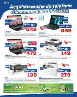 Euronics - offerte valide dal 15.05.2020 al 03.06.2020 - pagina 22. Nel volantino potrai trovare tastiera, tasso, mouse, tastiera, tasso, mouse
