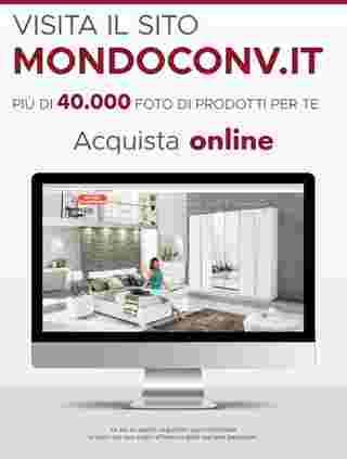 Mondo Convenienza - offerte valide dal 13.01.2020 al 19.04.2020 - pagina 126.