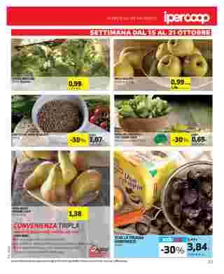 Ipercoop Sicilia - offerte valide dal 15.10.2020 al 28.10.2020 - pagina 33.