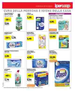 Ipercoop Sicilia - offerte valide dal 15.10.2020 al 28.10.2020 - pagina 37.