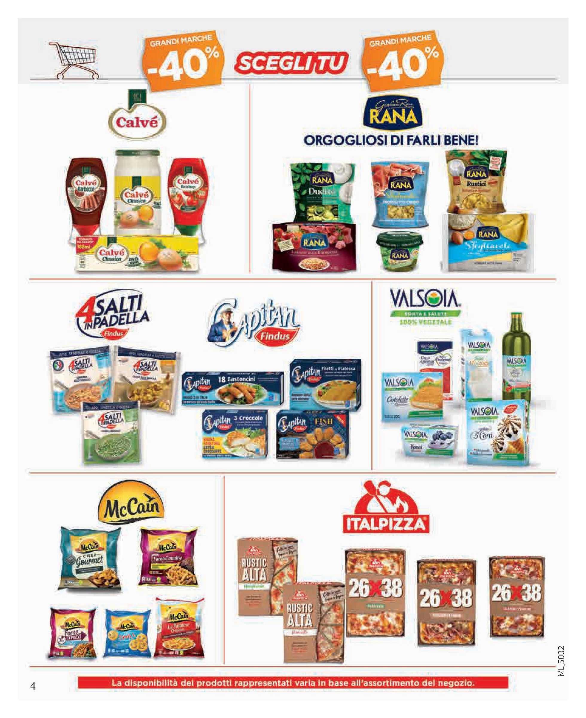 Ipercoop Sicilia - offerte valide dal 15.10.2020 al 28.10.2020 - pagina 4.