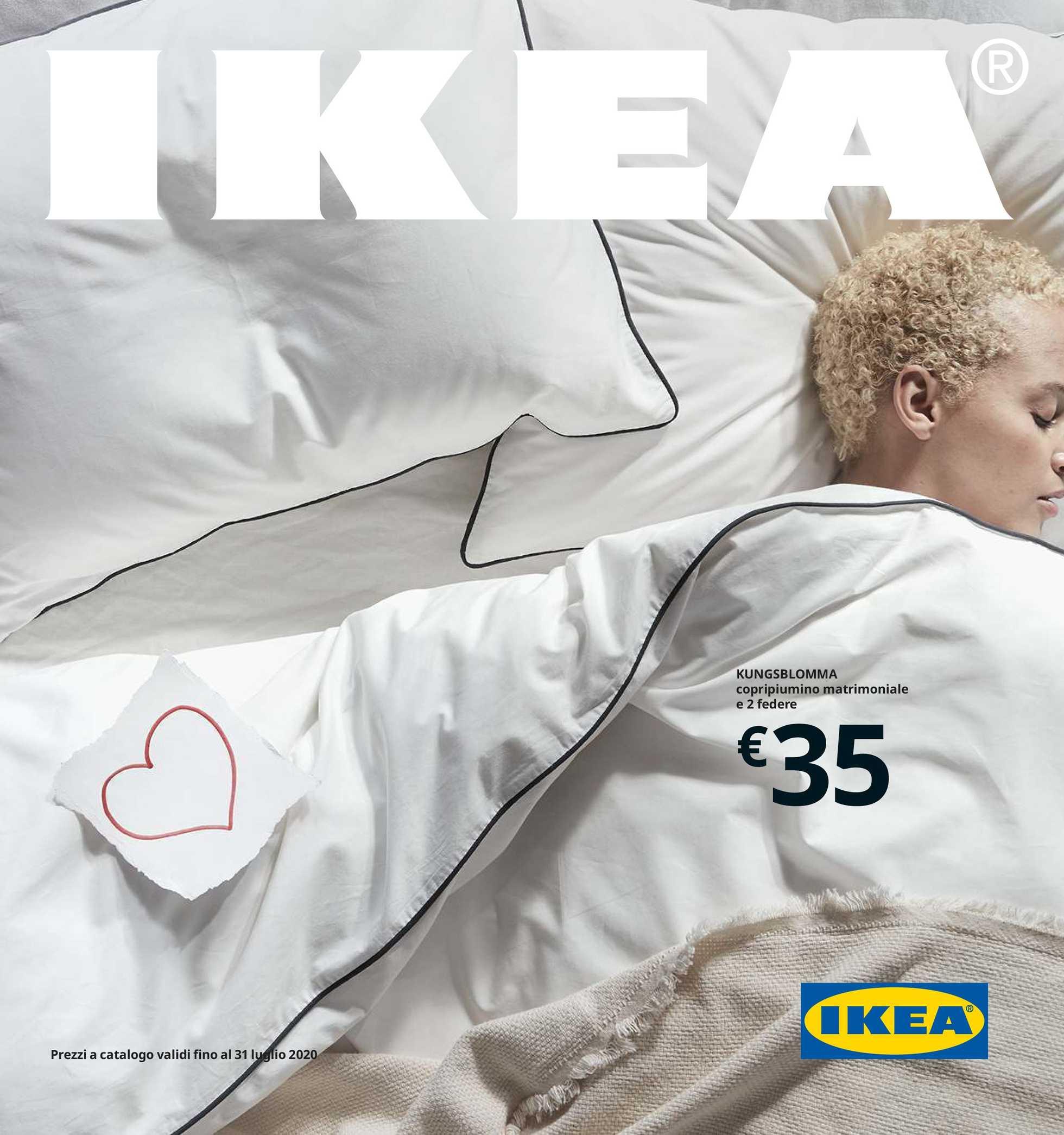 IKEA - offerte valide dal 22.08.2019 al 31.07.2020 - pagina 1.