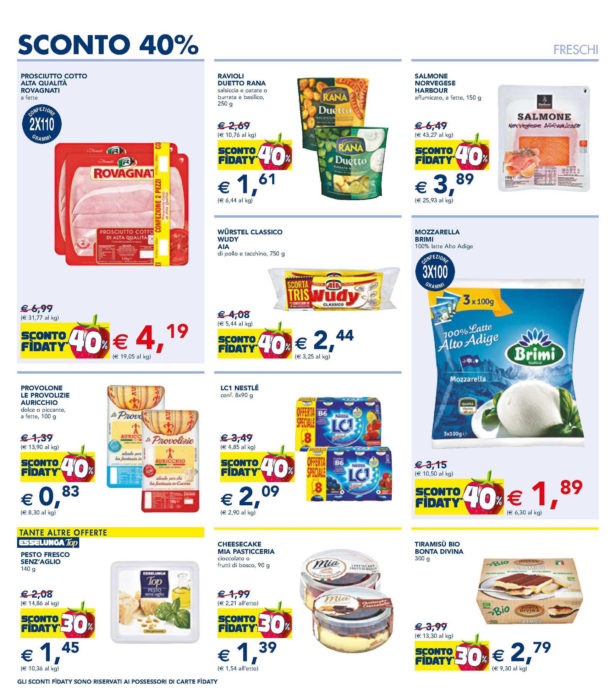 Esselunga - offerte valide dal 06.08.2020 al 19.08.2020 - pagina 2.