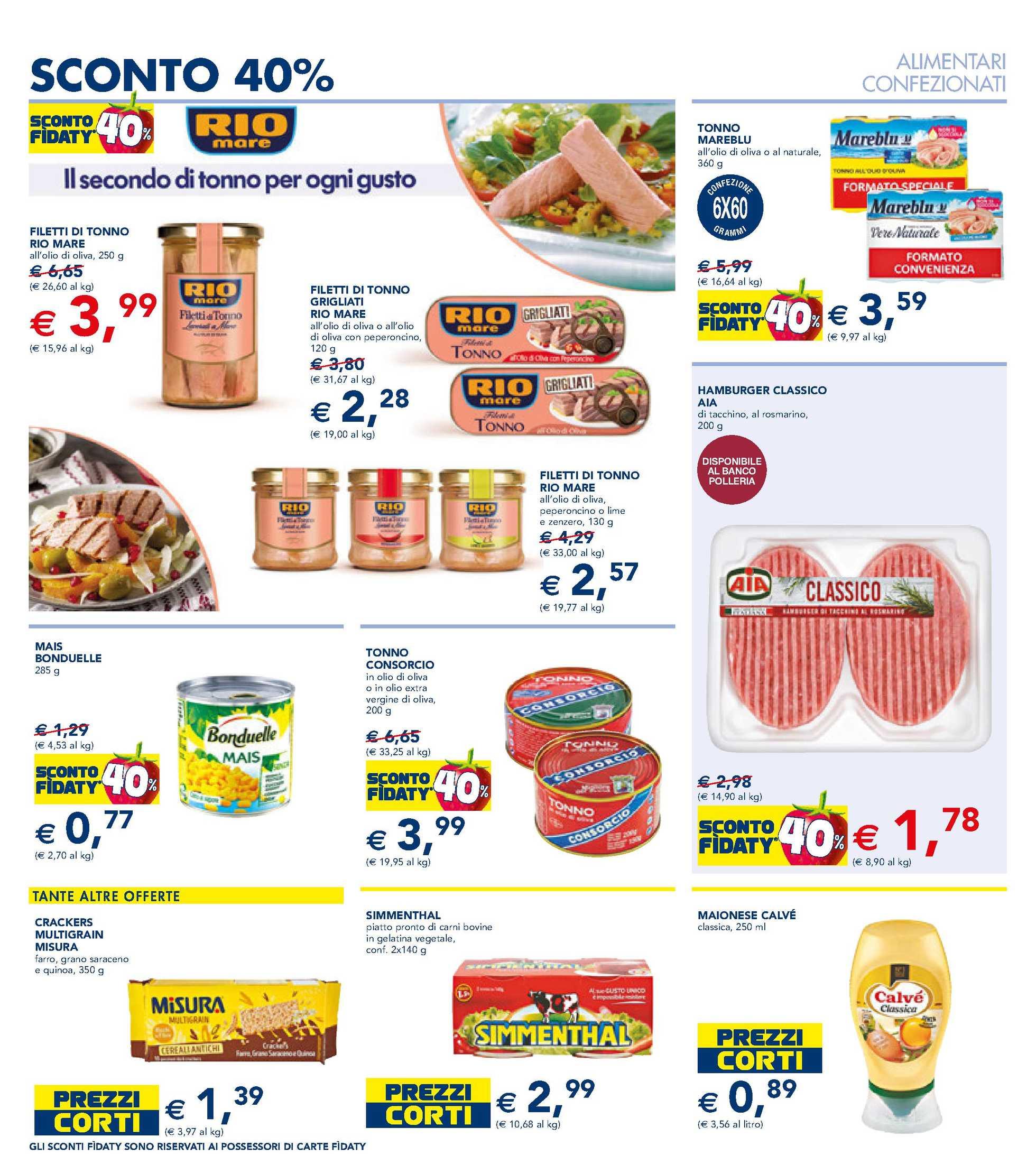 Esselunga - offerte valide dal 06.08.2020 al 19.08.2020 - pagina 4.