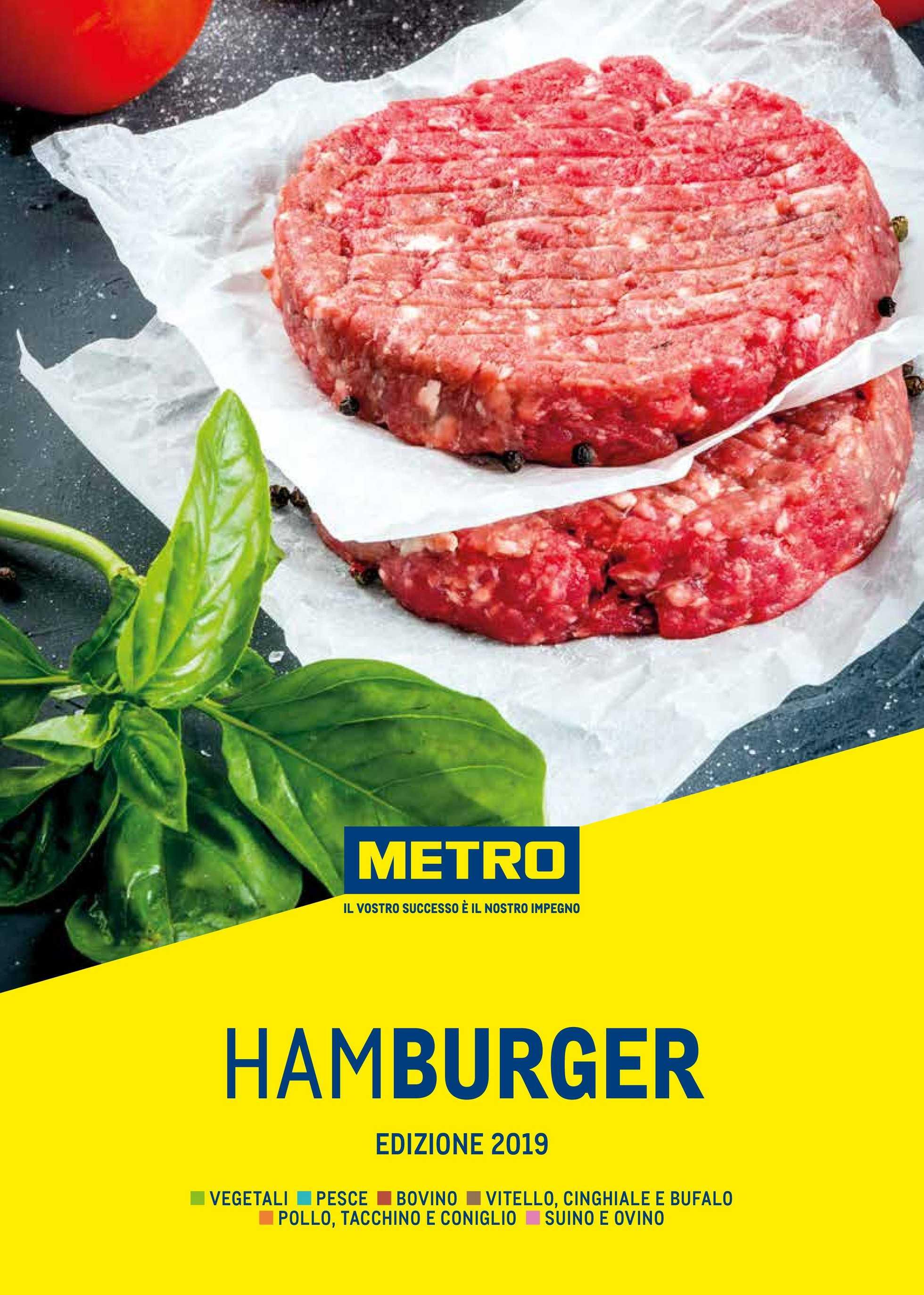Metro - offerte valide dal 01.01.2019 al 31.12.2019 - pagina 1.