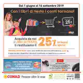Conad - offerte valide dal 29.05.2019 al 10.06.2019 - pagina 24.