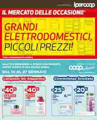 Ipercoop Sicilia - offerte valide dal 14.01.2021 al 27.01.2021 - pagina 32.