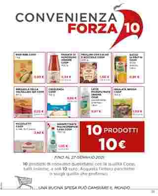Ipercoop Sicilia - offerte valide dal 14.01.2021 al 27.01.2021 - pagina 35.