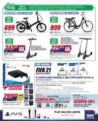 Trony - offerte valide dal 01.08.2020 al 02.09.2020 - pagina 11.