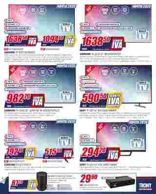 Trony - offerte valide dal 01.08.2020 al 02.09.2020 - pagina 8.