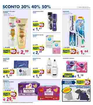 Esselunga - offerte valide dal 24.09.2020 al 03.10.2020 - pagina 10.