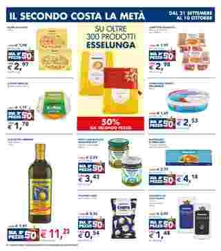 Esselunga - offerte valide dal 24.09.2020 al 03.10.2020 - pagina 12.