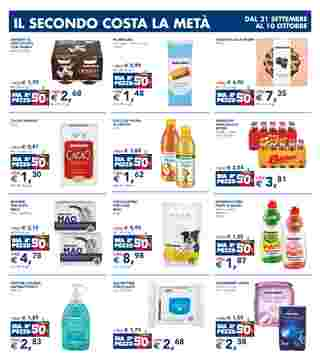 Esselunga - offerte valide dal 24.09.2020 al 03.10.2020 - pagina 13.