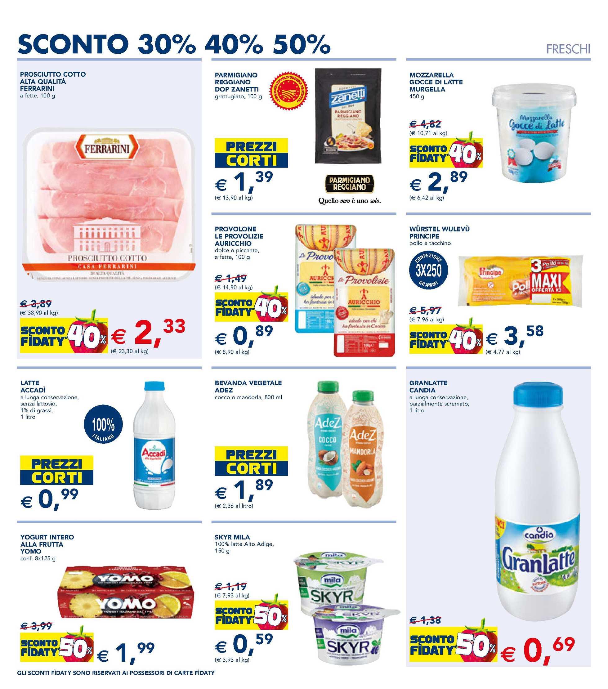 Esselunga - offerte valide dal 24.09.2020 al 03.10.2020 - pagina 2.
