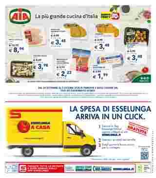 Esselunga - offerte valide dal 24.09.2020 al 03.10.2020 - pagina 24.
