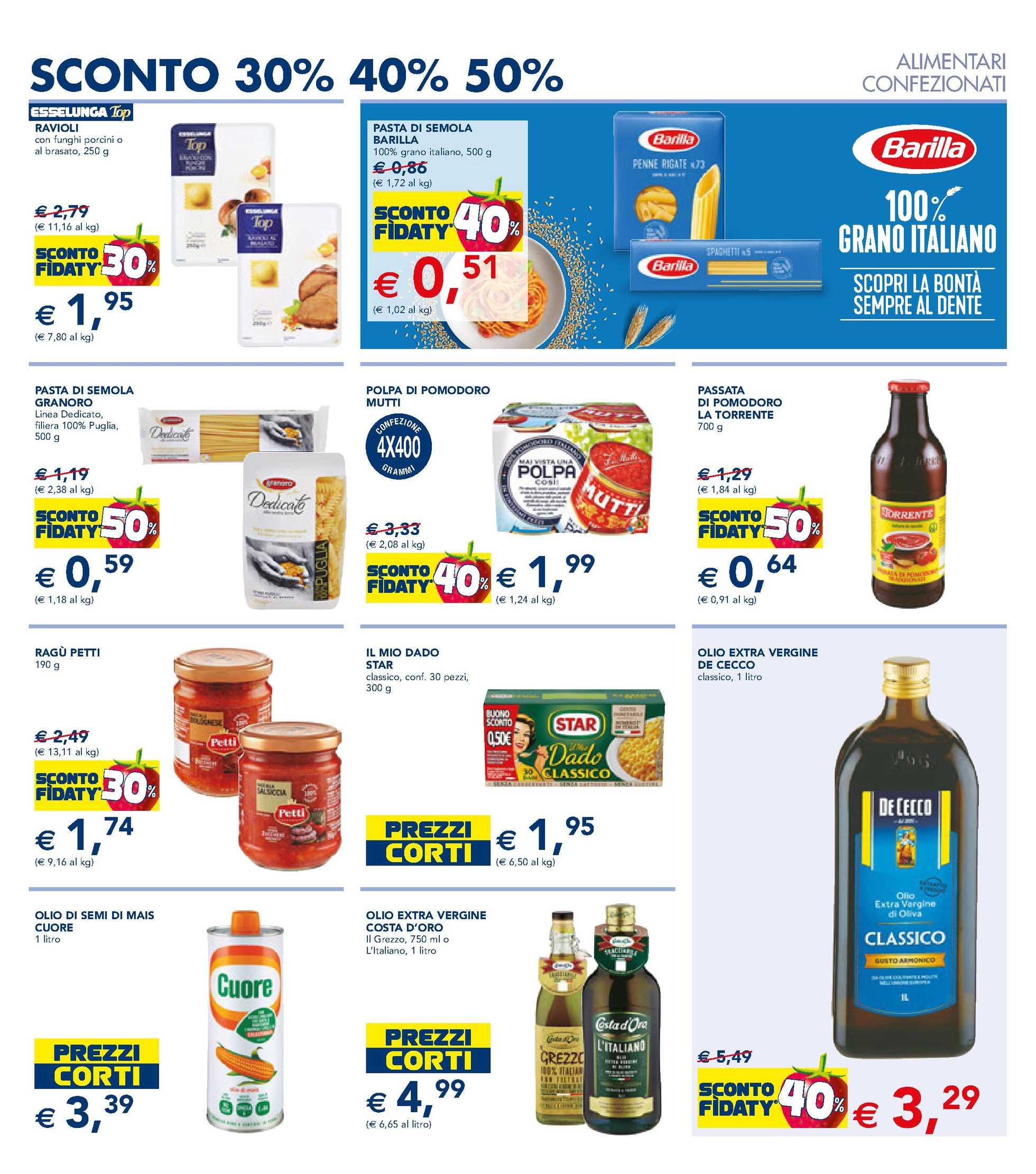 Esselunga - offerte valide dal 24.09.2020 al 03.10.2020 - pagina 3.
