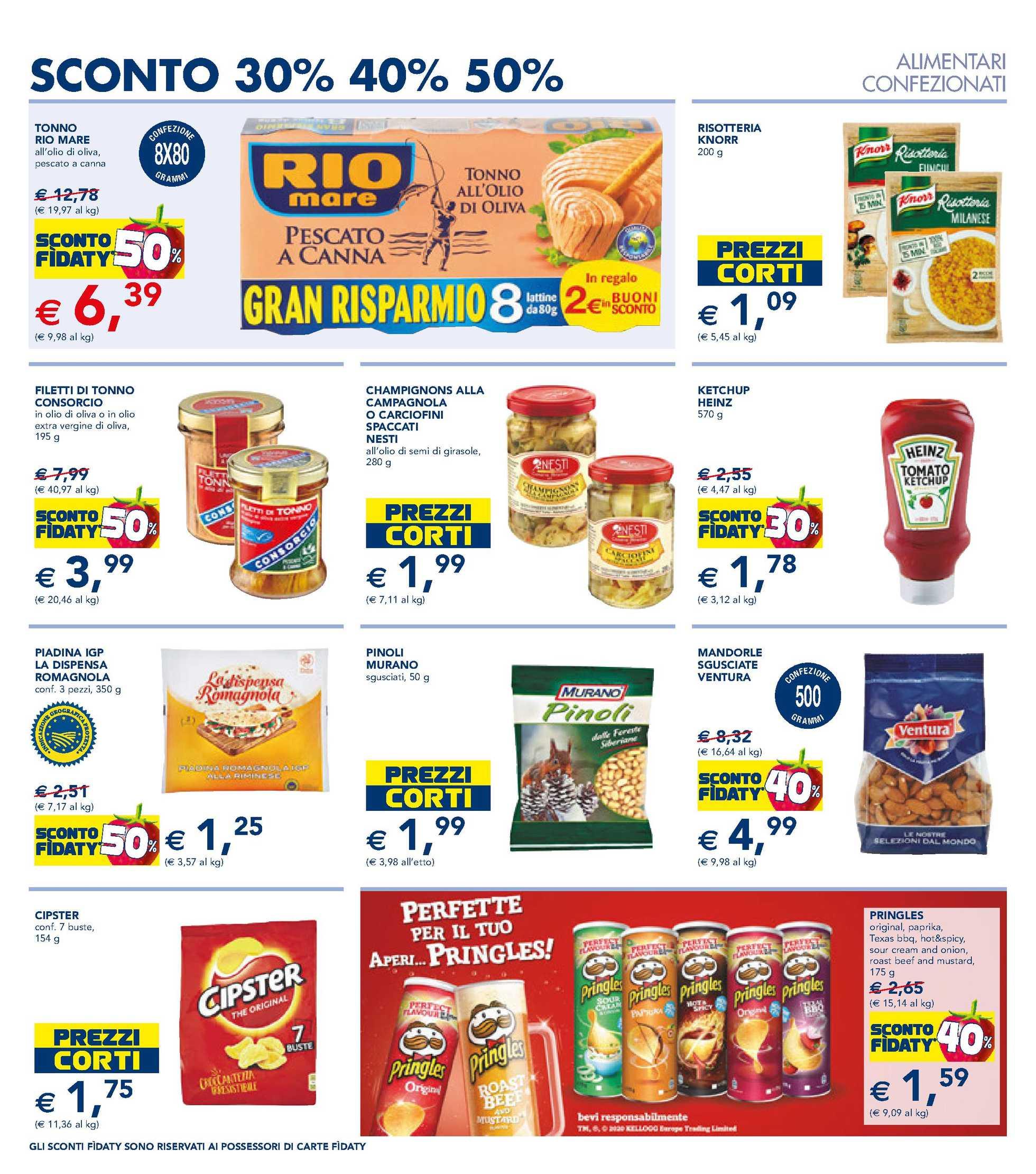 Esselunga - offerte valide dal 24.09.2020 al 03.10.2020 - pagina 4.