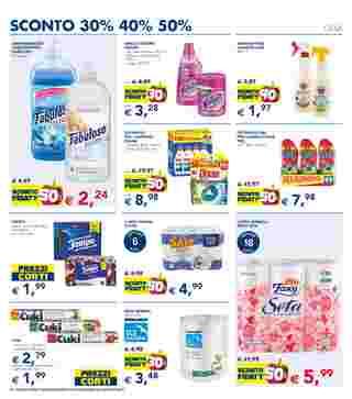Esselunga - offerte valide dal 24.09.2020 al 03.10.2020 - pagina 8.