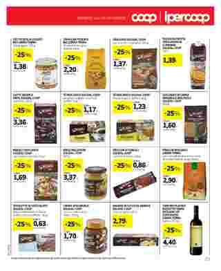 Ipercoop Sicilia - offerte valide dal 15.10.2020 al 28.10.2020 - pagina 23.