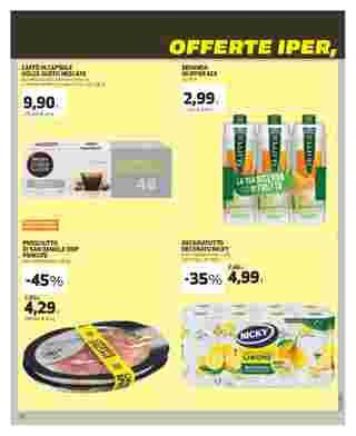 Ipercoop Sicilia - offerte valide dal 15.10.2020 al 28.10.2020 - pagina 36.