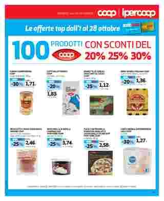 Ipercoop Sicilia - offerte valide dal 15.10.2020 al 28.10.2020 - pagina 47.