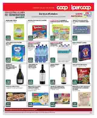 Ipercoop Sicilia - offerte valide dal 15.10.2020 al 28.10.2020 - pagina 61.