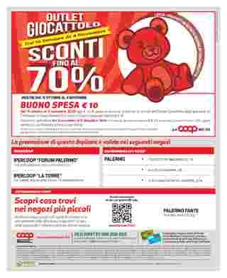 Ipercoop Sicilia - offerte valide dal 15.10.2020 al 28.10.2020 - pagina 64.