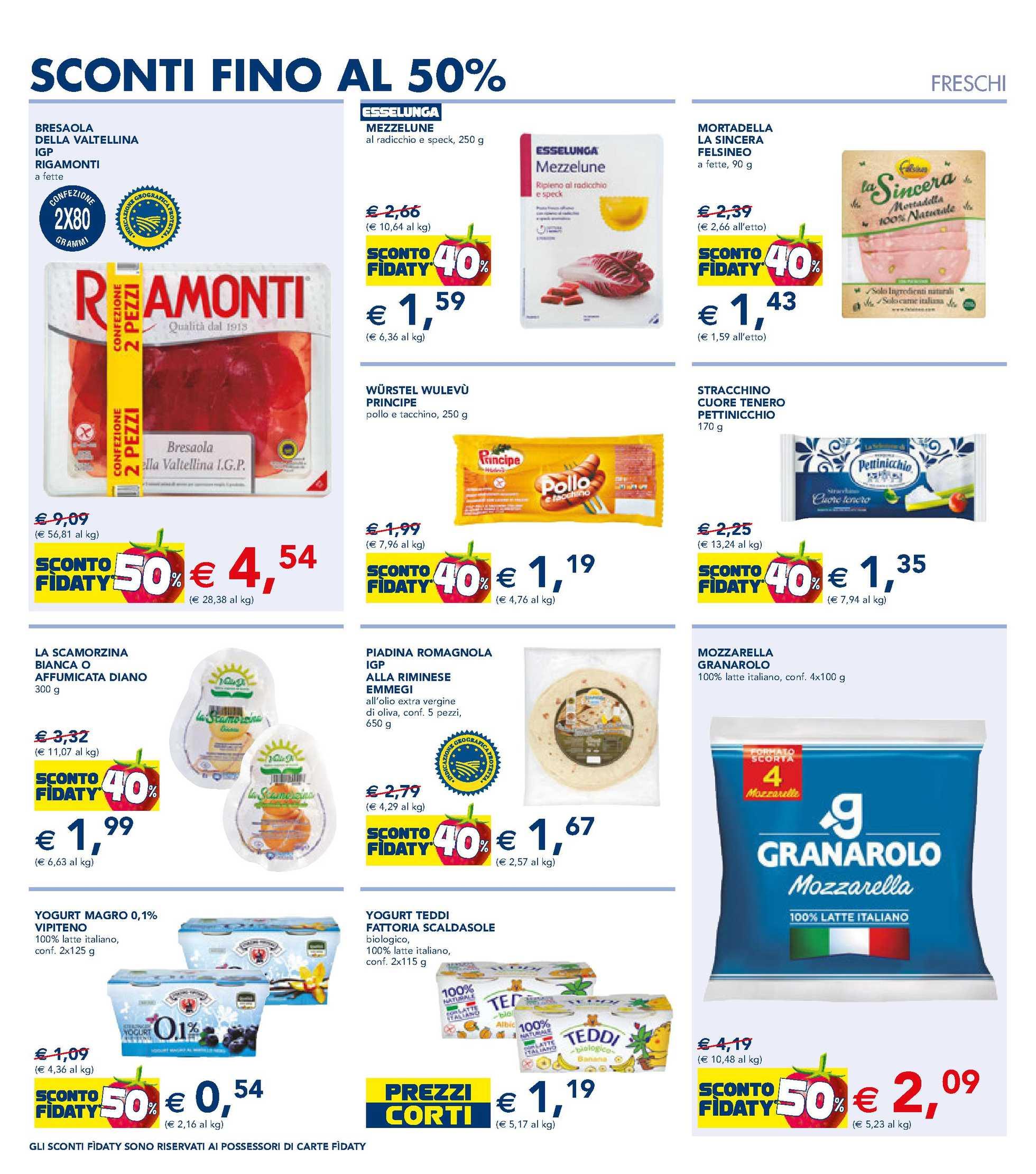 Esselunga - offerte valide dal 20.08.2020 al 02.09.2020 - pagina 2.