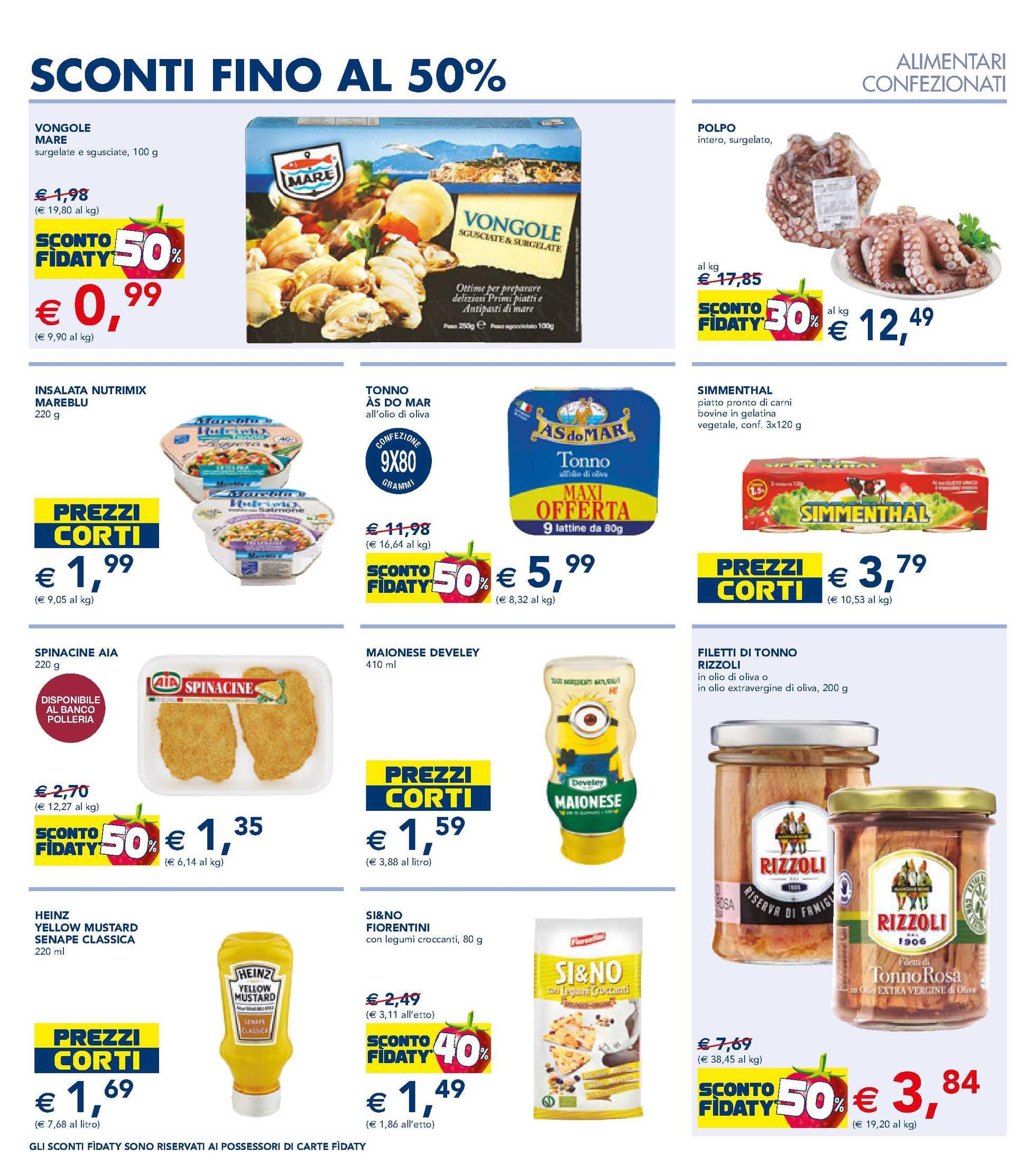 Esselunga - offerte valide dal 20.08.2020 al 02.09.2020 - pagina 4.