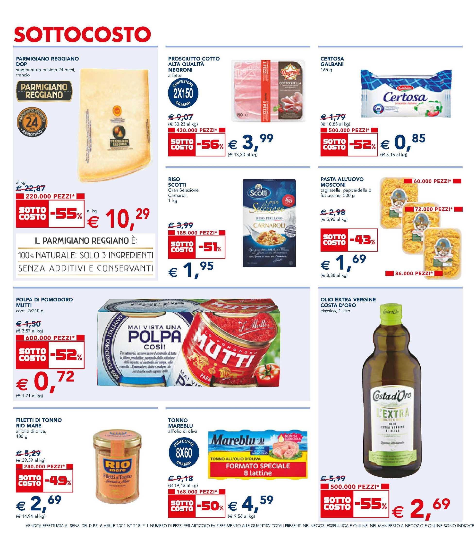 Esselunga - offerte valide dal 03.09.2020 al 12.09.2020 - pagina 2.