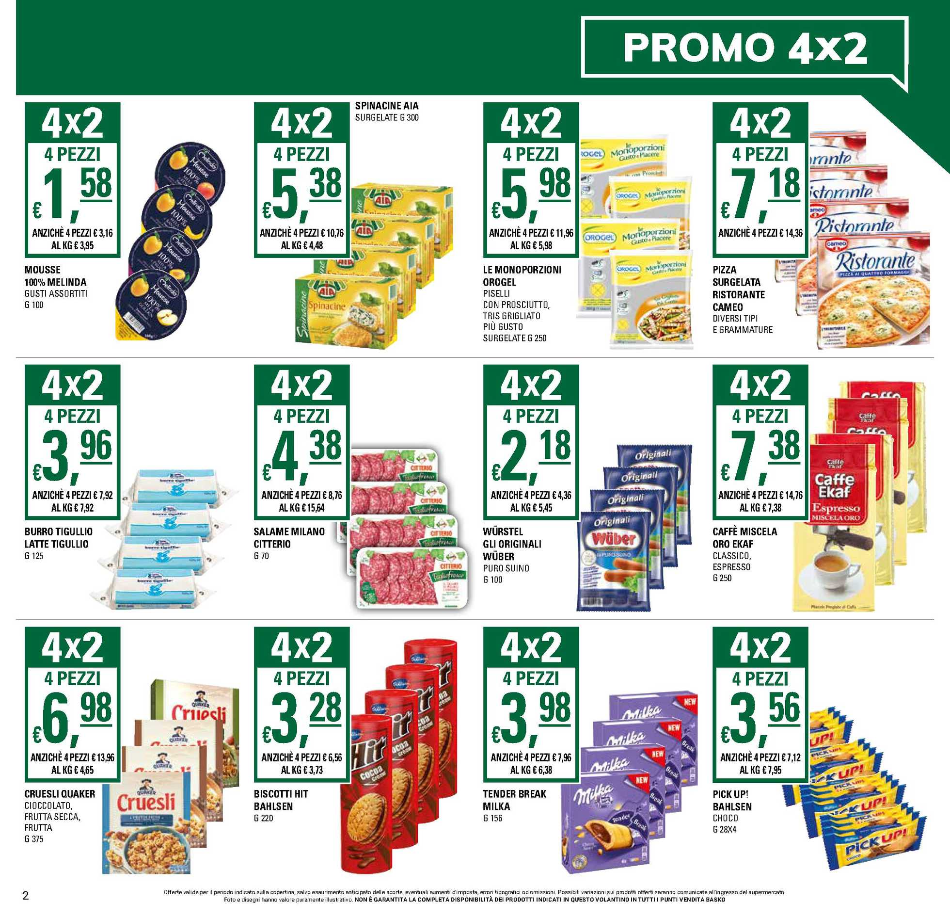 Basko - offerte valide dal 24.11.2020 al 02.12.2020 - pagina 2.