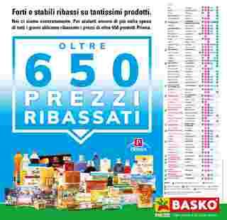 Basko - offerte valide dal 24.11.2020 al 02.12.2020 - pagina 32.
