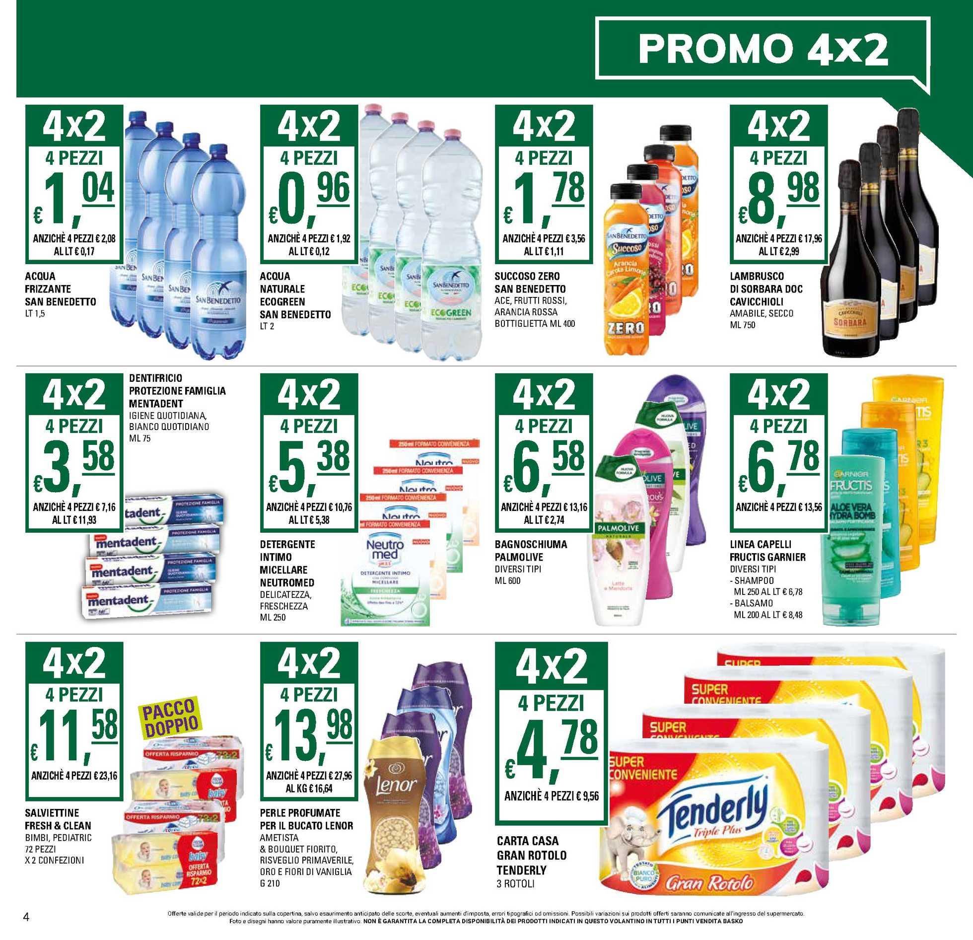 Basko - offerte valide dal 24.11.2020 al 02.12.2020 - pagina 4.