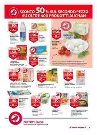 Auchan - offerte valide dal 21.03.2019 al 01.04.2019 - pagina 22.