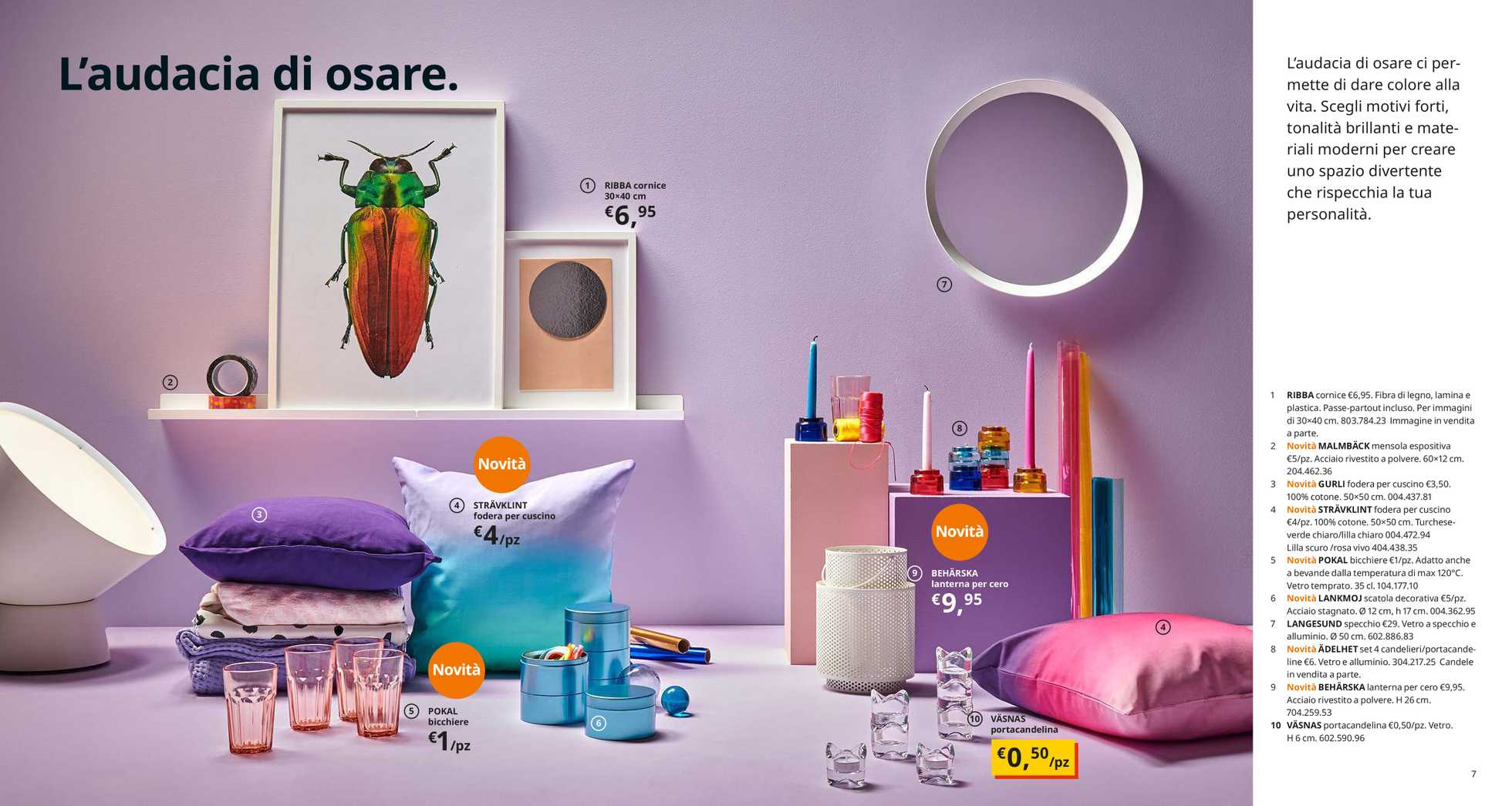 IKEA - offerte valide dal 22.08.2019 al 31.07.2020 - pagina 4.