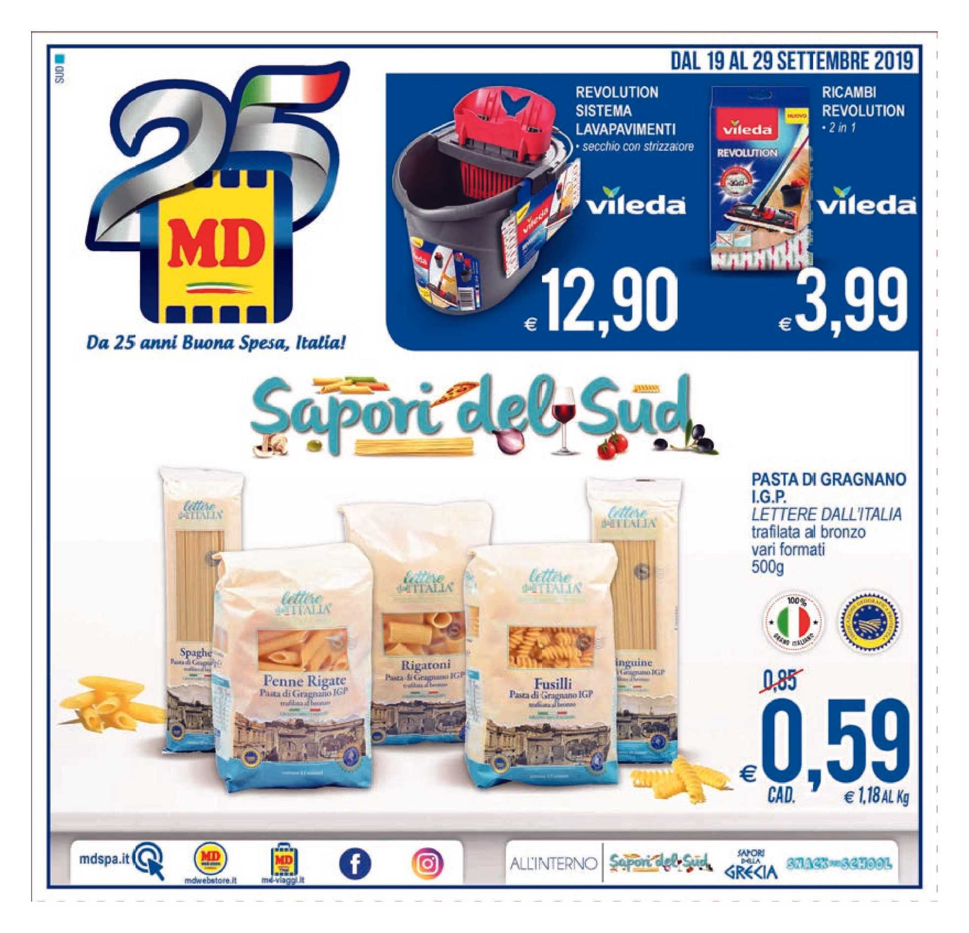 Volantino MD Discount | Le ultime offerte | it.promotons.com