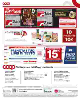 Coop - offerte valide dal 06.08.2020 al 19.08.2020 - pagina 24.