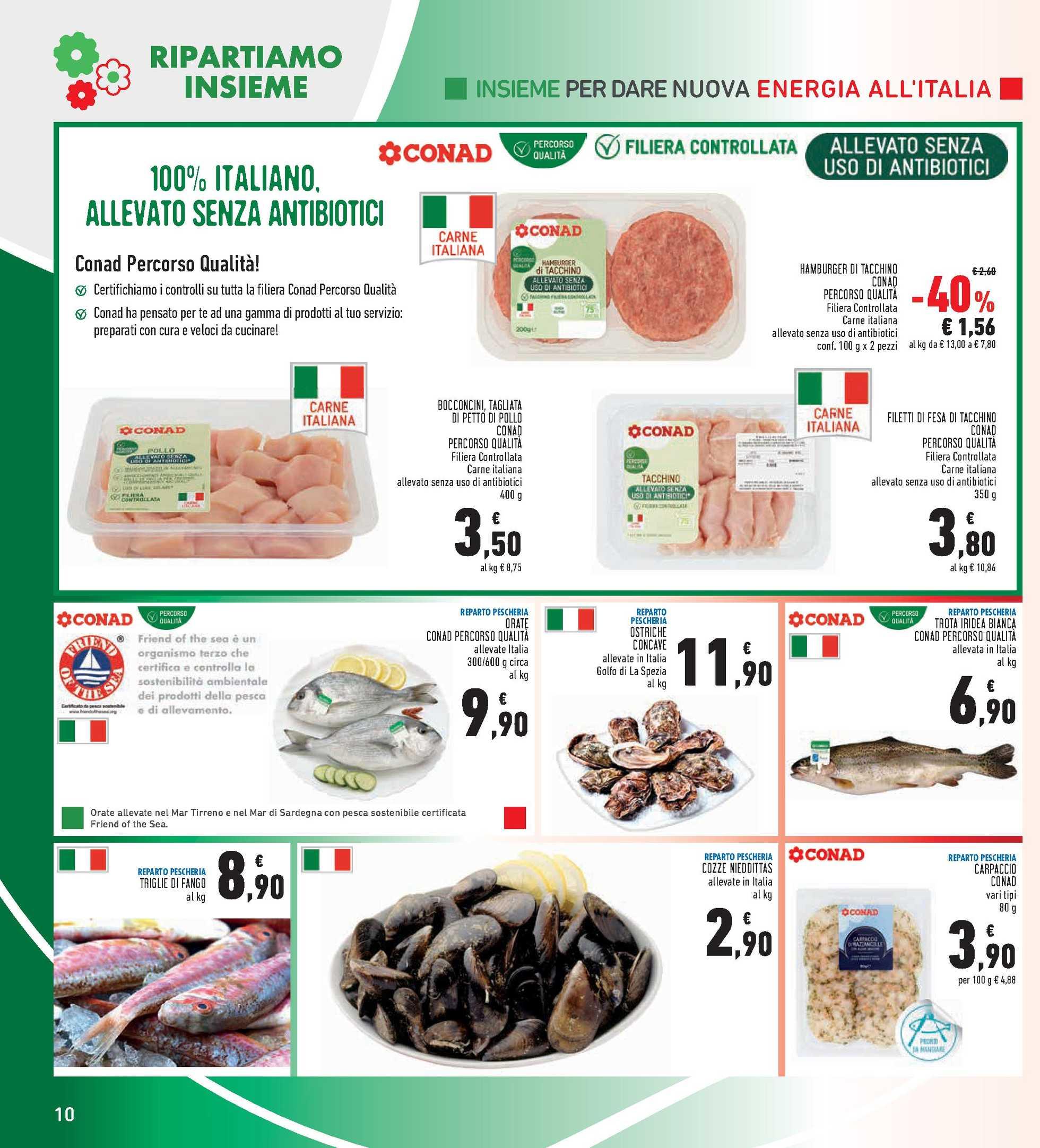 Spazio Conad - offerte valide dal 25.06.2020 al 08.07.2020 - pagina 2.