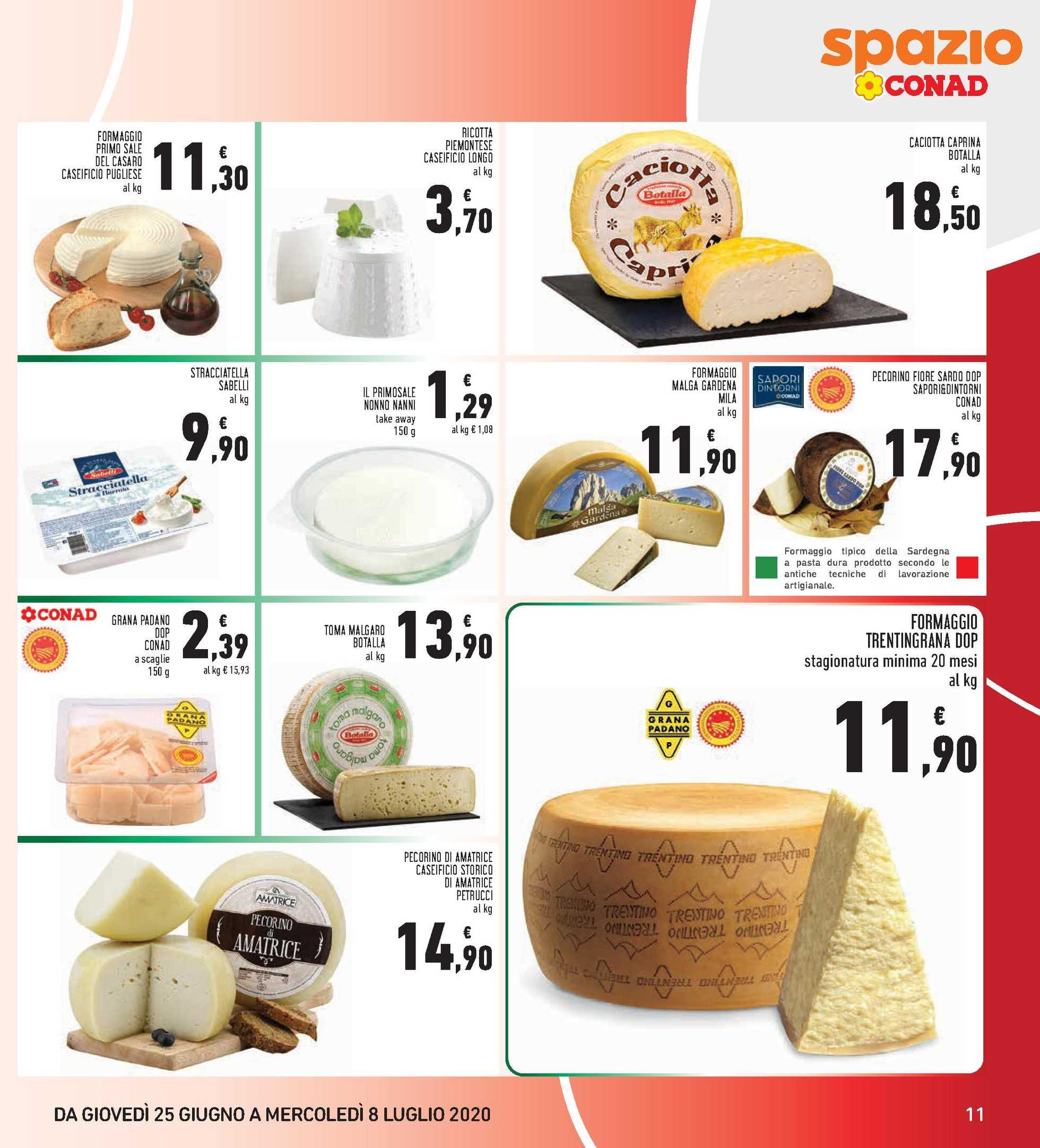 Spazio Conad - offerte valide dal 25.06.2020 al 08.07.2020 - pagina 3.