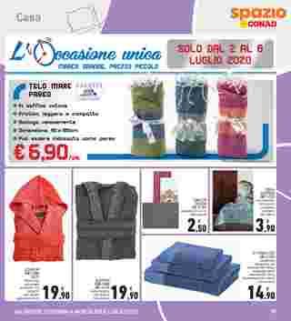 Spazio Conad - offerte valide dal 25.06.2020 al 08.07.2020 - pagina 33.