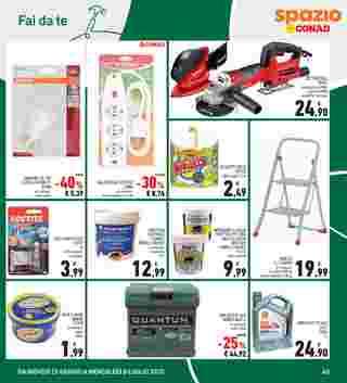 Spazio Conad - offerte valide dal 25.06.2020 al 08.07.2020 - pagina 38.